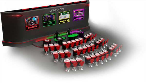 MULTI GAMING THEATER