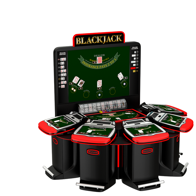 What is video blackjack